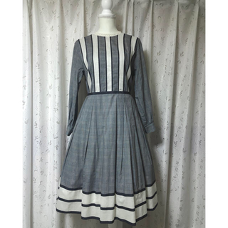JaneMarple - Jane Marple ジェーンマープル Sheer check dress