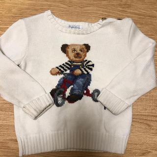 Ralph Lauren - ラルフローレン綿セーター