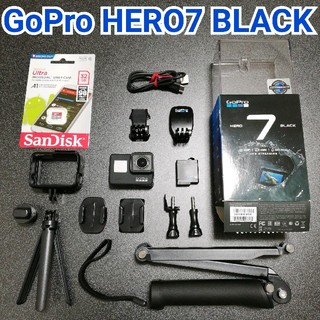 GoPro - 【お得セット】GoPro HERO7 BLACK✨