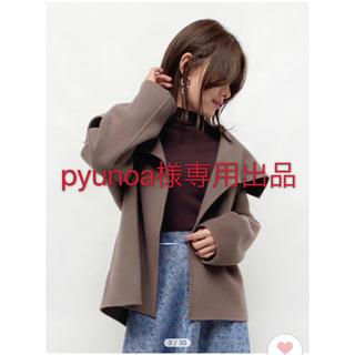 「pyunoa様専用出品」(ノーカラージャケット)