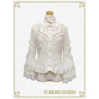 BABY,THE STARS SHINE BRIGHT - Mon Chouchou Hermitage 姫袖ブラウス