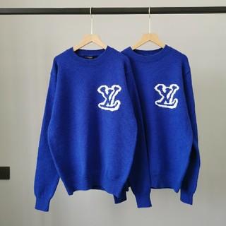 ルイヴィトン(LOUIS VUITTON)の美品♡LVセーター(ニット/セーター)
