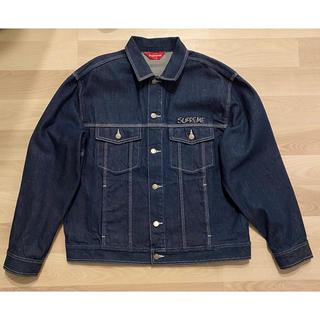 Supreme - Supreme Smurfs Denim Trucker Jacket M
