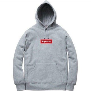 Supreme - Supreme Box Logo Hooded Sweatshirt 16aw