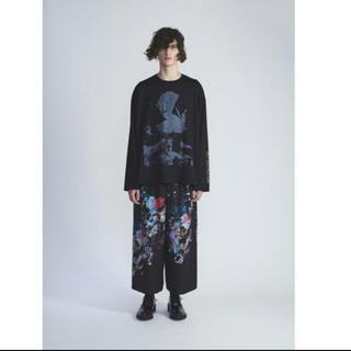 ラッドミュージシャン(LAD MUSICIAN)の19ss LONG SLEEVE BIG T-SHIRT 新品(Tシャツ/カットソー(七分/長袖))