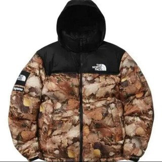 THE NORTH FACE - Supreme×The North Face 枯葉