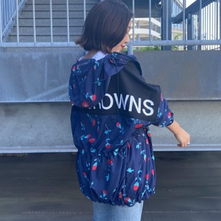 RODEO CROWNS WIDE BOWL - 新品 柄ネイビー(男女兼用)早い者勝ちノーコメント即決しましょう❗️買おう♪
