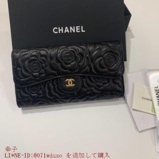 CHANEL - CHA..NEL♡長財♧布♡