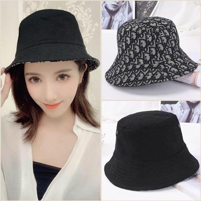 ロゴバケツハット レディースの帽子(ハット)の商品写真