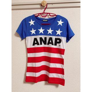 アナップ(ANAP)のTシャツ ANAP(Tシャツ(半袖/袖なし))