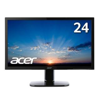 Acer - Acer モニター ディスプレイ フルHD 24インチ K242HLbid