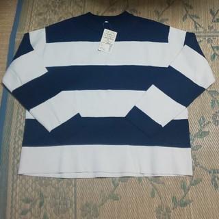 ムジルシリョウヒン(MUJI (無印良品))のMUJI 無印良品 クルーネックセーター(ニット/セーター)