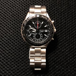 SEIKO - SEIKO セイコー クロノグラフ 腕時計