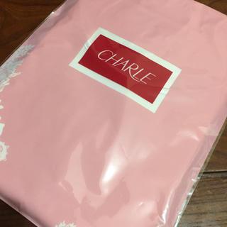 シャルレ(シャルレ)のシャルレ IA723 やわさら綿インナー Mサイズ ホワイト 新品未開封(タンクトップ)