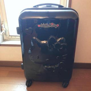 ハローキティ(ハローキティ)のキティちゃん キャリーケース(スーツケース/キャリーバッグ)