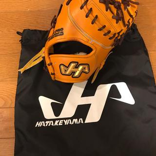 HATAKEYAMA - ハタケヤマ オーダー硬式ファーストミット ソフトボール、軟式野球可能 新品