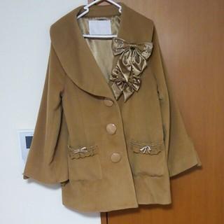 リズリサ(LIZ LISA)のリズリサ コート(テーラードジャケット)