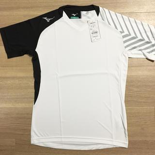 MIZUNO - 新品 ミズノ 半袖シャツ スポーツ シンプル 安売り 定価4290円
