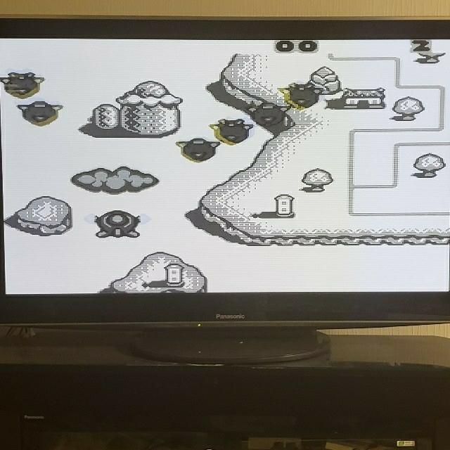 ゲームボーイ(ゲームボーイ)の【動作確認済】KONAMI ツインビーだ!! ゲームボーイ版 エンタメ/ホビーのゲームソフト/ゲーム機本体(携帯用ゲームソフト)の商品写真