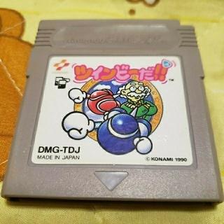 ゲームボーイ - 【動作確認済】KONAMI ツインビーだ!! ゲームボーイ版