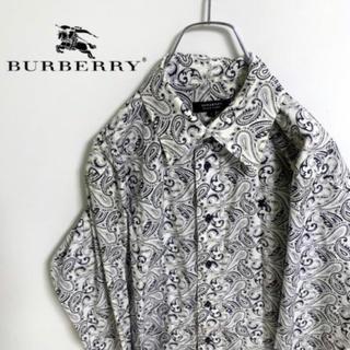 BURBERRY - Burberry 柄シャツ