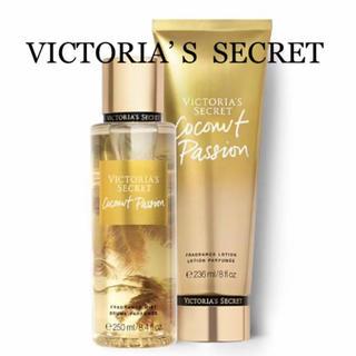 ヴィクトリアズシークレット(Victoria's Secret)のヴィクトリアシークレット新品ミスト&ボディクリーム(ボディクリーム)