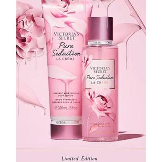 ヴィクトリアズシークレット(Victoria's Secret)のヴィクトリアシークレット期間限定新品ミスト&クリーム(ボディクリーム)