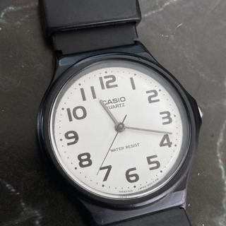 カシオ(CASIO)の☆決算セール☆ カシオ 時計 アナログ時計 腕時計 ブラック レディース(腕時計)