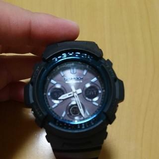 カシオ(CASIO)のジーショック タフ ソーラー 電波(腕時計(デジタル))