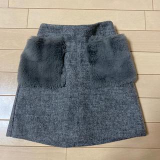 GU - 【130cm】スカート