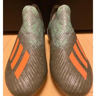 adidas - アディダス サッカースパイク アディダスX19.1 26センチ