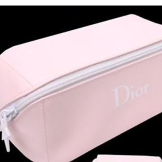 Dior - 【ヂィオール】ソフトポーチ ノベルティ