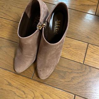 メダ(MEDA)のMEDAショートブーツ(ブーツ)