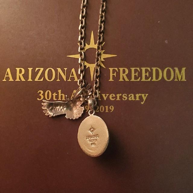 ARIZONA FREEDOM(アリゾナフリーダム)の【アリゾナフリーダム】 メンズのアクセサリー(ネックレス)の商品写真