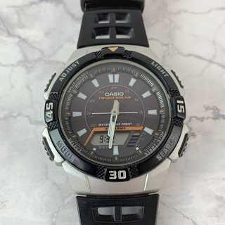 カシオ(CASIO)の☆限定セール☆ 【カシオ】 腕時計 黒 アナログ レディース メンズ ブランド(腕時計(アナログ))