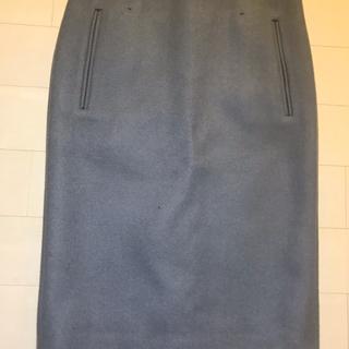 ドゥロワー(Drawer)のDrawer ウールメルトンスカート(ひざ丈スカート)