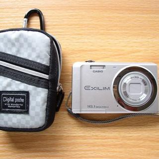 カシオ(CASIO)の■CASIOデジカメ EXILIM EX-Z28 1610万画素 光学5倍■(コンパクトデジタルカメラ)