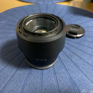 SONY - SONY★ソニー★50mm F1.8★SEL50F18F★延長保証