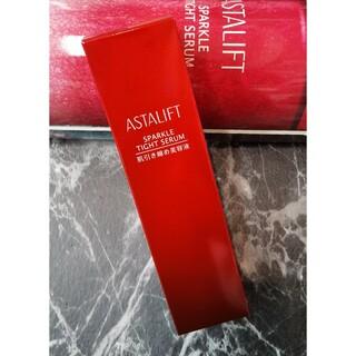 ASTALIFT - アスタリフト スパークルタイトセラム 50g 泡美容液 炭酸美容液 新製品