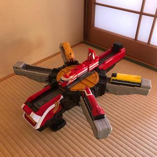 列車戦隊 トッキュウジャー おもちゃ 子供 知育玩具 戦隊