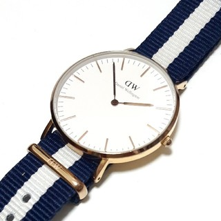 ダニエルウェリントン(Daniel Wellington)の「Daniel Wellington」腕時計(腕時計(アナログ))