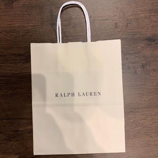 ラルフローレン(Ralph Lauren)のラルフローレン  紙袋 ショップ袋(その他)