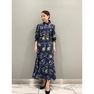 GRACE CONTINENTAL - 刺繍シャツワンピース