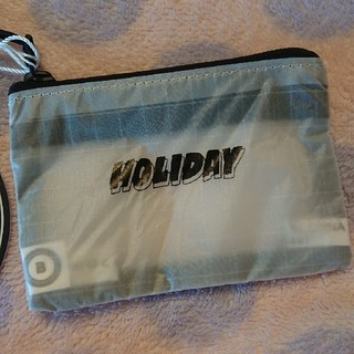 holiday - タグ付き新品☆HOLIDAY NINI WALLET
