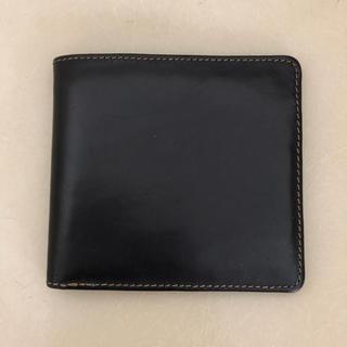 WHITEHOUSE COX - ホワイトハウスコックス 二つ折り財布