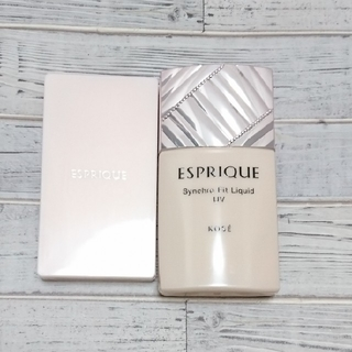 ESPRIQUE - 【新品】エスプリークリキッドファンデーション