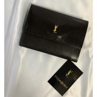 Saint Laurent - イヴサンローラン  ミニ財布 カードケース