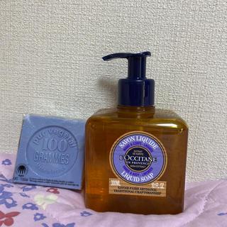 L'OCCITANE - 新品ロクシタン ハンドソープ&石鹸 セット