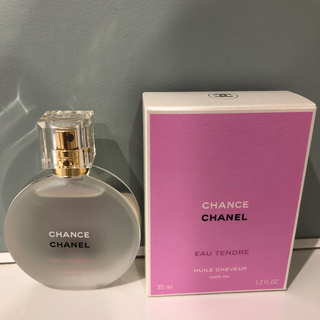 シャネル(CHANEL)のチャンス オー タンドゥル ヘアオイル CHANEL(オイル/美容液)