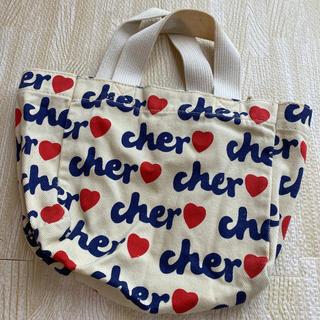 シェル(Cher)のcher シェル ミニバッグ エコバッグ(エコバッグ)